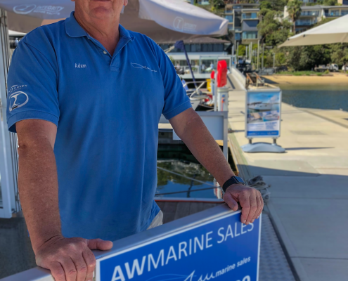 Adam Workman AW Marine Sales